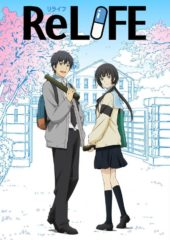 ReLIFE OVAs Now Streaming on Crunchyroll