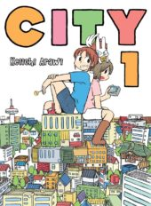 CITY, Volume 1 Review
