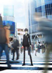 Anime Limited Acquires PERSONA5 The Animation for UK Home Video release