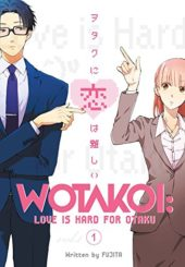 Wotakoi: Love Is Hard for Otaku Volume 1 Review