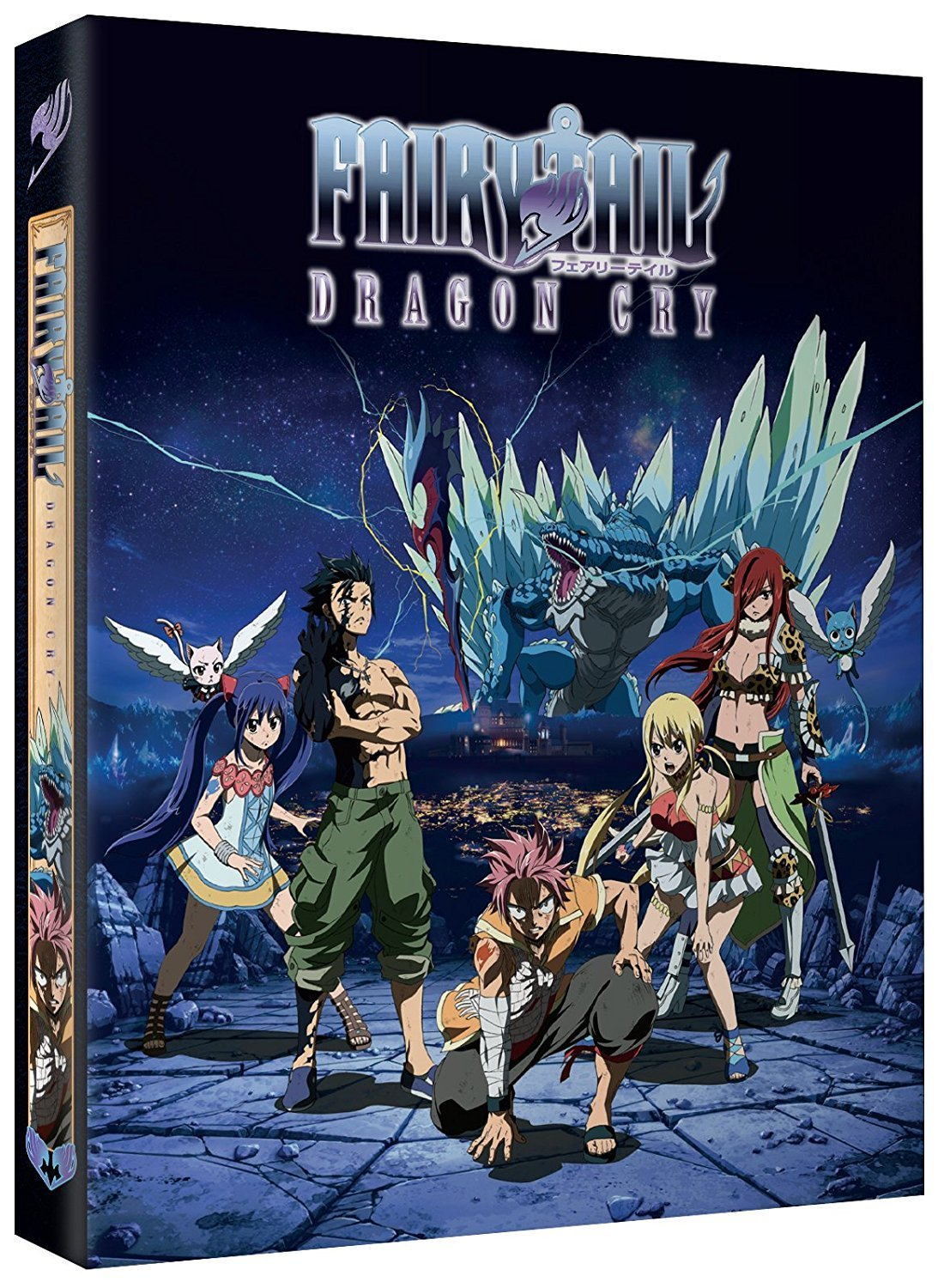 Fairy Tail: Dragon Cry Review - Anime UK News