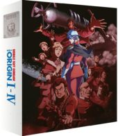 Mobile Suit Gundam: The Origin I – IV Collection Review