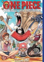 One Piece: Color Walk Compendium – East Blue to Skypiea Review
