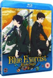 Blue Exorcist Kyoto Saga (Season 2) Volume 2 Episodes 7-12 Review