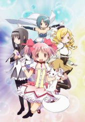 Puella Magi Madoka Magica & Fate/Zero Added to Netflix