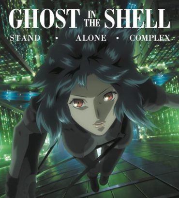 Ghost In The Shell Stand Alone Complex Review Part 2 Anime Uk News