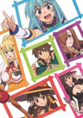 Konosuba Anime Movie Project Announced