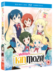 Hello!! Kinmoza! Season 2 Review