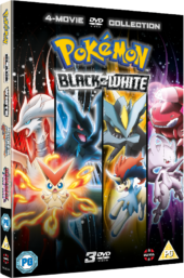 Pokemon Movie 14-16 Collection: Black & White Review