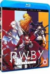 RWBY Volume 4 Review