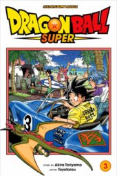 Dragon Ball Super Volume 3 Review