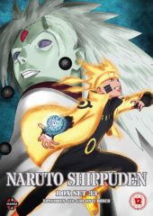 Naruto Shippuden Box Set 33 Review