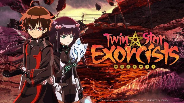 Twin Star Exorcist