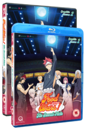 Food Wars: The Second Plate Review