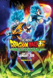 Manga UK Announces Dragon Ball Super: Broly Standard Editions