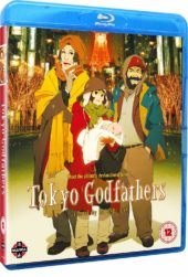 Tokyo Godfathers Review