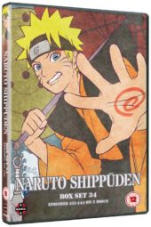 Naruto Shippuden Box Set 34 Review