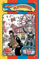 Hiro Mashima's Playground Review