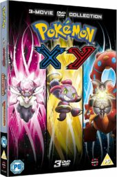 Pokémon Movie 17-19 Collection XY Review