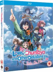 Love, Chunibyo & Other Delusions! Take on Me Review
