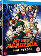 Amazon Lists My Hero Academia: Two Heroes Release for April 2019