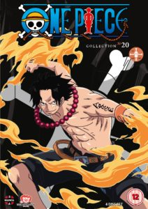 One Piece: Collection 20 (Episodes 469-491) Review • Anime ...