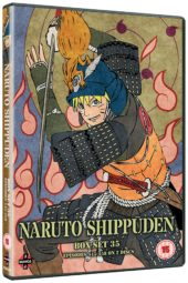 Naruto Shippuden – Box Set 35 Review