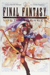 Final Fantasy: Lost Stranger Volume 1 Review
