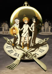 Funimation UK/IE Now Streaming The Promised Neverland Season 1 with English Dub