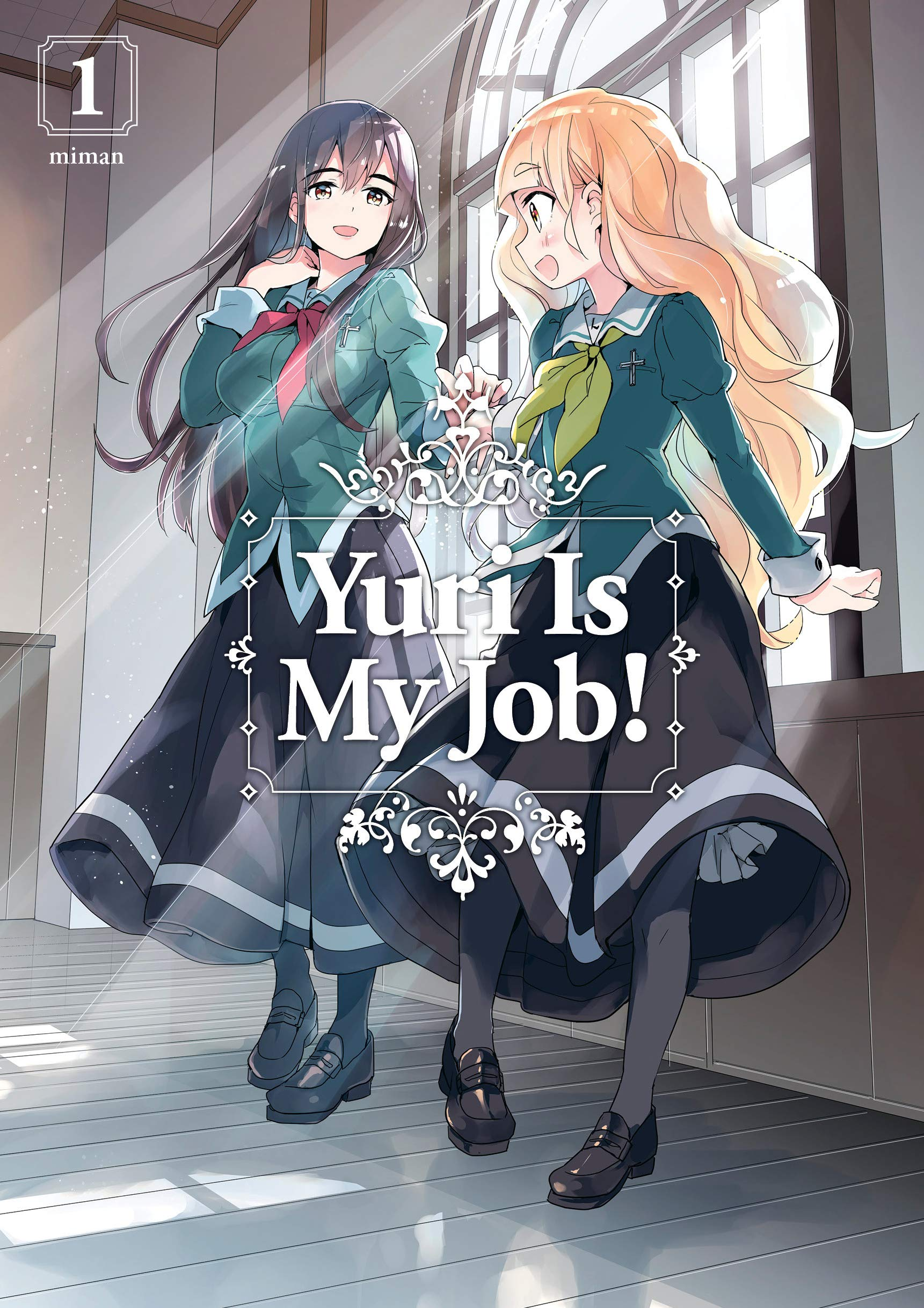 Yuri Is My Job Volume 1 Review Anime Uk News