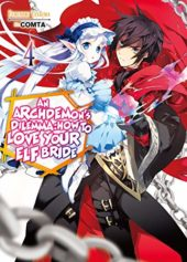 An Archdemon's Dilemma: How to Love Your Elf Bride Volume 4 Review