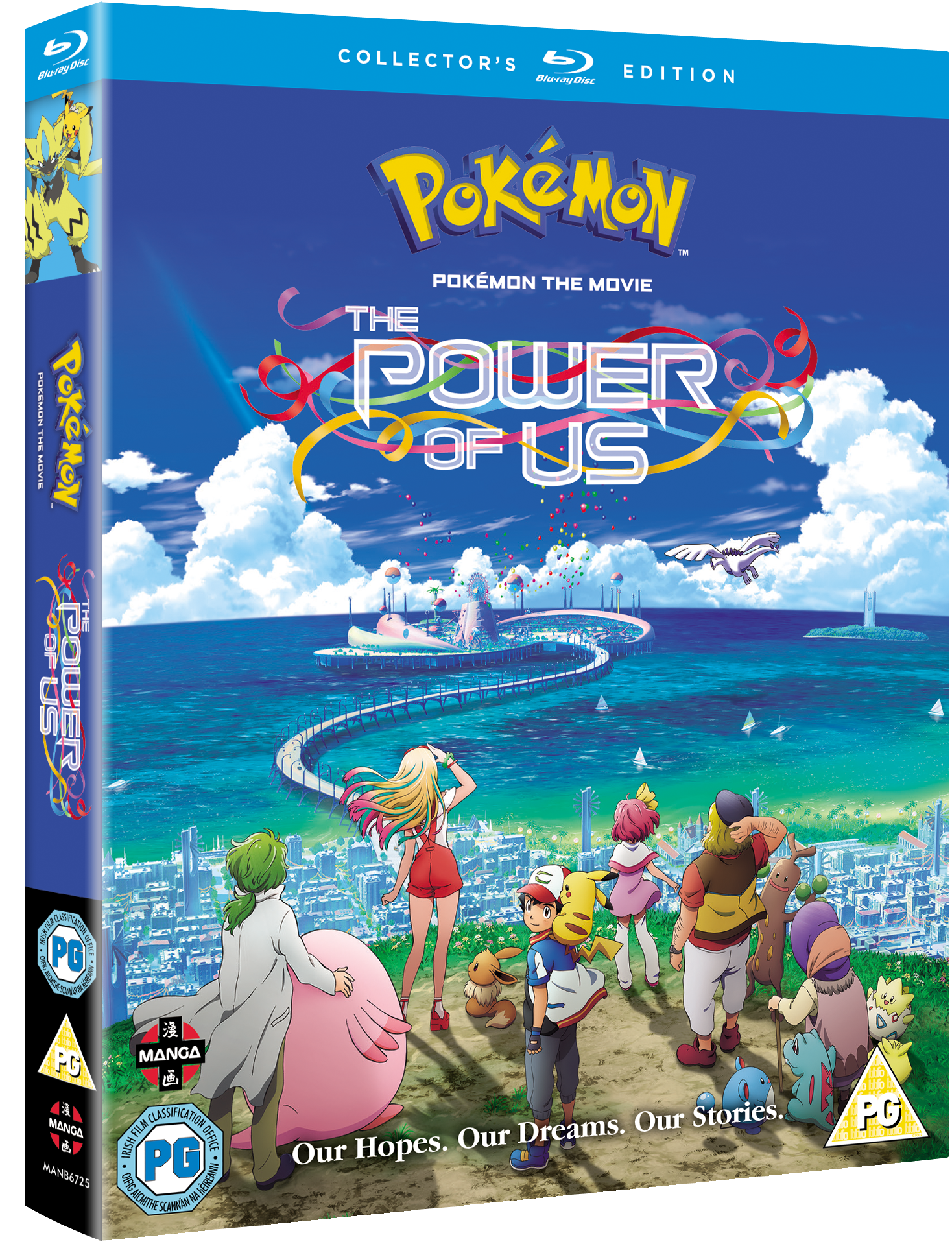 Pokemon The Movie The Power Of Us Review Anime Uk News