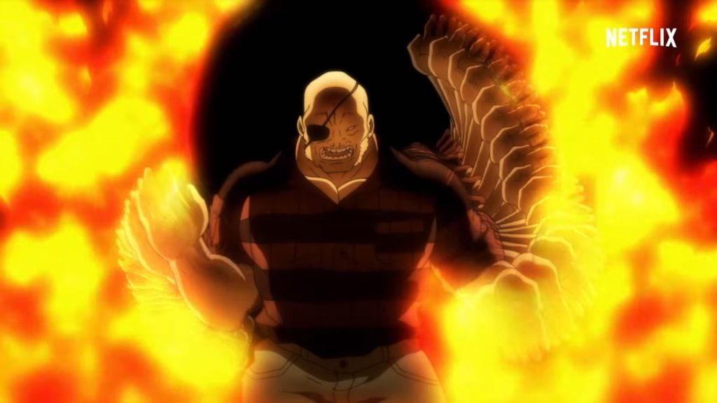 BAKI Part 1 Review – Anime UK News