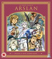The Heroic Legend of Arslan Season 2: Dust Storm Dance Review