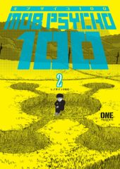 Mob Psycho 100 Volume 2 Review