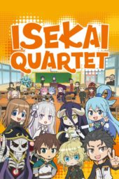 Funimation to simulcast The Helpful Fox Senko-san, Isekai Quartet, Strike Witches 501st and Wise Man's Grandchild