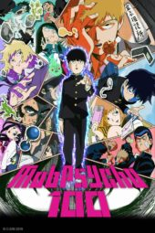 Mob Psycho 100 English Dub Now Streaming on Crunchyroll & Funimation for UK & Ireland