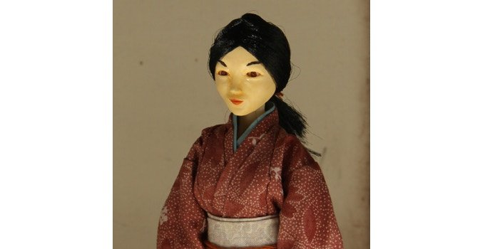 Chiyo Depth of Yagen Doll
