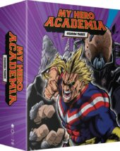 My Hero Academia – Season 3 Part 1 Review