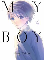 My Boy Volume 4 Review