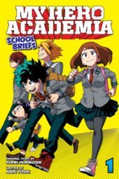 My Hero Academia: School Briefs Volume 1 Review