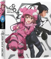 Anime Limited Reveal SAO: Gun Gale Online & Welcome To The Ballroom Releases