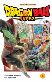 Dragon Ball Super – Volume 5 Review