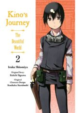 Kino's Journey: The Beautiful World Volume 2 Review