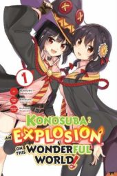 Konosuba: An Explosion on this Wonderful World! Volume 1 Review