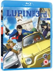 Lupin the 3rd: Part IV (English Language Version) Review