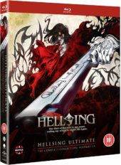 Hellsing Ultimate Complete Collection Review