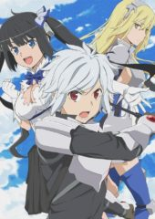 Is It Wrong to Try to Pick Up Girls in a Dungeon? Infinite Combate Heads to Asia with English subtitles