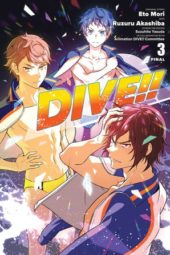 Dive!! Volume 3 Review