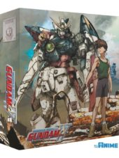 Mobile Suit Gundam Wing Part 1 Review